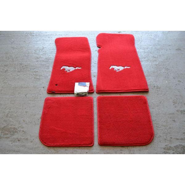 Set tapis de sol mustang 65 73 conv antares design for Tapis sol design